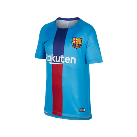 Playera-Nike-Casual-Dri-FIT-FC-Barcelona-Niño