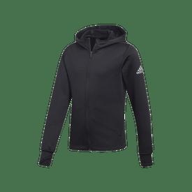 Chamarra-Adidas-Fitness-Hooded-Track-Top-Hoodie-Niña