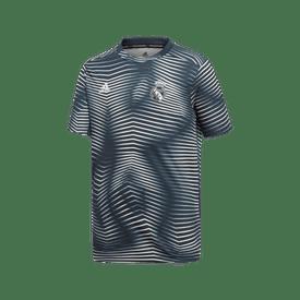 Jersey-Adidas-Futbol-Real-Madrid-Visita-Prepartido-18-19-Niño
