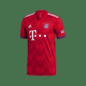 Jersey-Adidas-Futbol-Bayern-Munich-Local-Fan-18-19