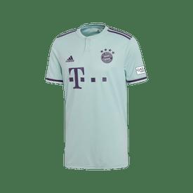 Jersey-Adidas-Futbol-Bayern-Munich-Visita-Fan-18-19