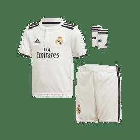 35300fa1de128 New Conjunto Deportivo Adidas Futbol Local Real Madrid 2019 Niño