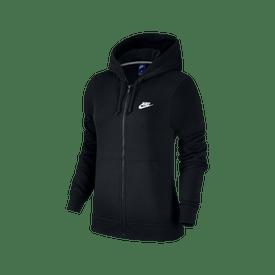 Sudadera-Nike-Casual-Sportswear-Fleece-Mujer
