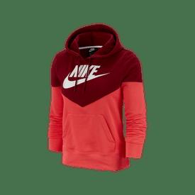 Sudadera-Nike-Casual-Sportswear-Mujer