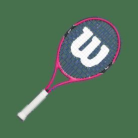 Raqueta-Wilson-Tenis-Burn-25-Niña