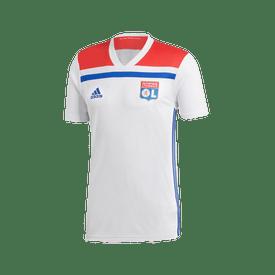 Jersey-Adidas-Futbol-Olympique-Lyon-Local-Fan-18-19