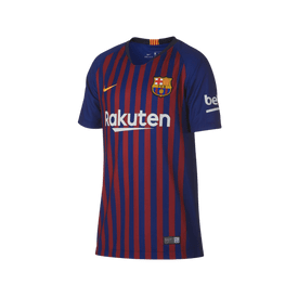 a31d19a2ea1f4 New Jersey Nike Futbol FC Barcelona Local Fan 18 19 Niño