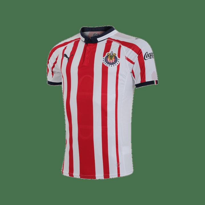 80ffa62394b78 Jersey Puma Futbol Chivas Local Pro 18 19 - martimx
