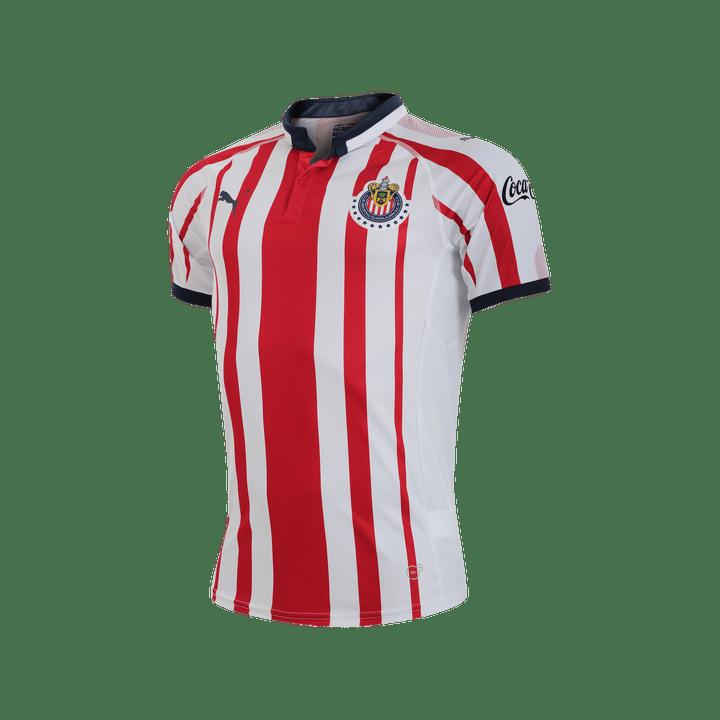 9b468d27867 Jersey Puma Futbol Chivas Local Fan 18/19 - martimx| Martí - Tienda ...