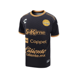 Jersey-Charly-Futbol-Dorados-Visita-Fan-18-19-Niño