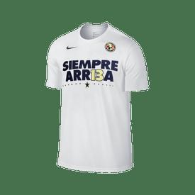 Playera-Nike-Futbol-Club-America-Campeon-18-19