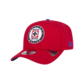 Gorra-New-Era-Futbol-9FIFTY-Cruz-Azul-Scarlet