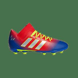 14c5ff18aa1 New Zapato Adidas Futbol Nemeziz 18.3 FG Niño
