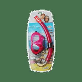Snorkel-con-Visor-Aqua-Lung-Sport-Playa-Niña