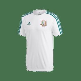 Playera-Adidas-Futbol-Seleccion-Mexicana-18-19