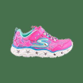 Zapato-Skechers-Casual-Galaxy-Lights-Niña