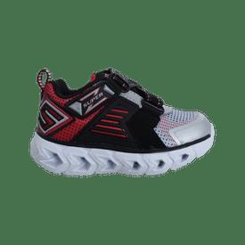 Zapato-Skechers-Casual-Hypno-Flash-2.0-Rapid-Quake-Niño