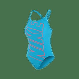 Traje-de-Baño-Nike-Natacion-Logo-Mujer