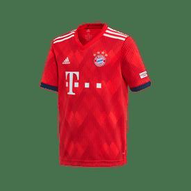 Jersey-Adidas-Futbol-Bayern-Munich-Local-18-19-Niño