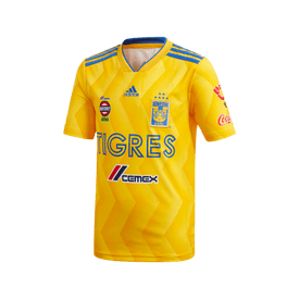 Jersey-Adidas-Futbol-Tigres-Local-Fan-18-19-Niño