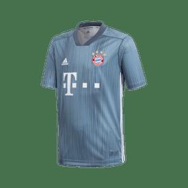 Jersey-Adidas-Futbol-Bayern-Munich-Tercero-Fan-18-19-Niño
