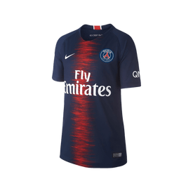 Jersey-Nike-Futbol-Paris-Saint-Germain-Local-Fan-18-19-Niño