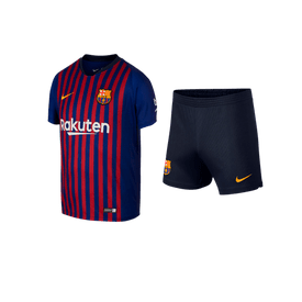 Conjunto-Deportivo-Nike-Futbol-FC-Barcelona-Local-18-19-Bebe