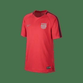 Playera-Nike-Futbol-FC-Barcelona-Dri-FIT-Squad-Niño