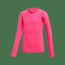 Playera-Adidas-Fitness-Alphaskin-Niña