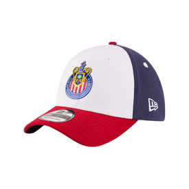 Gorra-New-Era-Futbol-39THIRTY-Chivas-Chrome