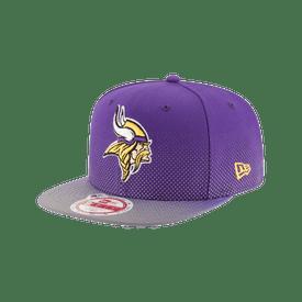 Gorra-New-Era-NFL-9FIFTY-Minnesota-Vikings-Reflective