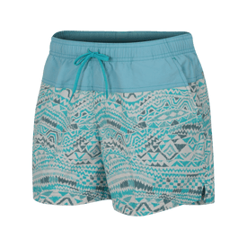 Short-Columbia-Campismo-Sandy-River-Mujer