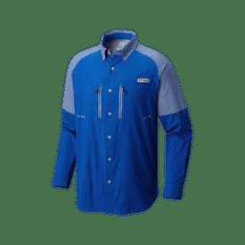 Camisa-Columbia-Campismo-Solar-Shade-Zero