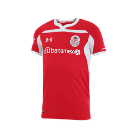Jersey-Under-Armour-Futbol-Toluca-Local-Fan-18-19-Niño
