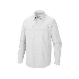 Camisa-Columbia-Campismo-Silver-Ridge