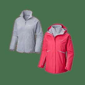 Chamarra-Columbia-Campismo-Sportswear-Argentina-Reversible-Mujer