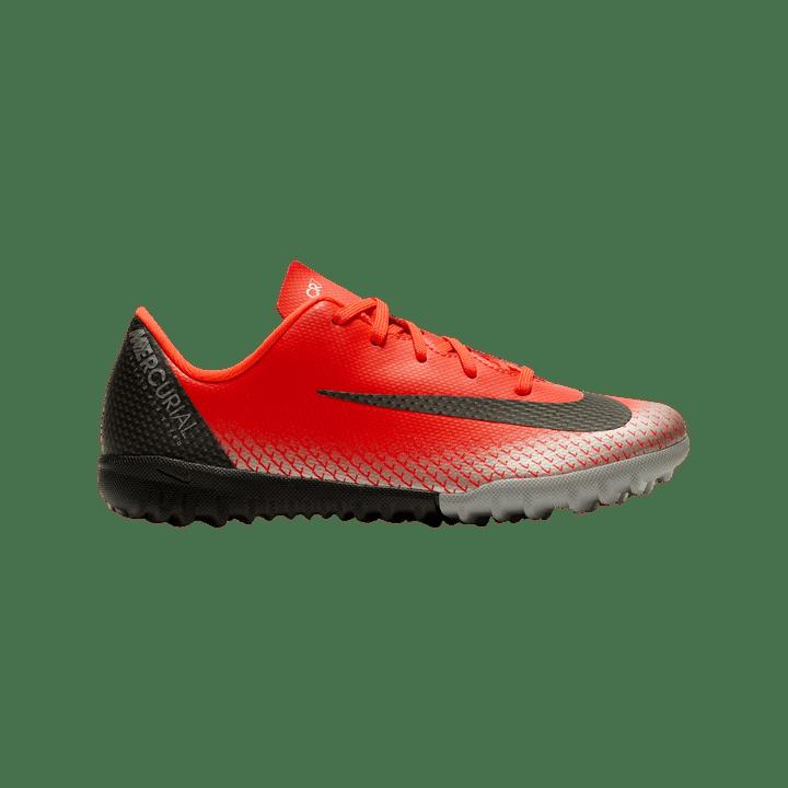 ae576555df81d Zapato Nike Futbol CR7 VaporX 12 Academy TF Niño - martimx