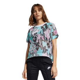Playera-Nike-Casual-Sportswear-Printed-Mujer