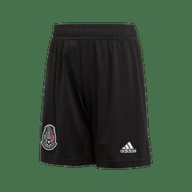 Short-Adidas-Futbol-Seleccion-Mexicana-Local-19-20-Niño