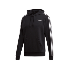 Sudadera-Adidas-Fitness-Essentials-3-Stripes-Pullover-French-Terry