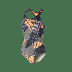 Traje-de-Baño-Nike-Natacion-Mash-Up-Racerback-Niña