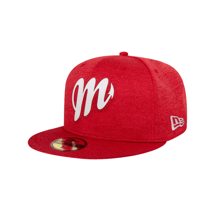 feb127b5706fb Gorra New Era LMB 59FIFTY Diablos Rojos del México - martimx