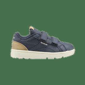 Zapato-Reebok-Casual-Royal-Comp-CLN-2V-Bebe