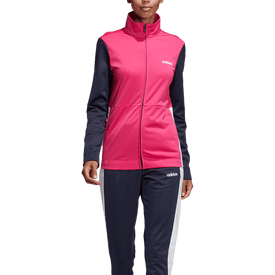 Conjunto-Deportivo-Adidas-Fitness-Plain-Tricot-Tracksuit-Mujer