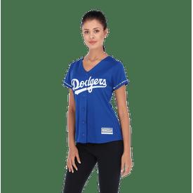 Jersey-Majestic-MLB-Los-Dodgers-de-los-Angeles-Mujer