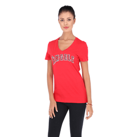 Playera-Majestic-MLB-Los-Angeles-Mike-Trout-Mujer