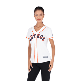 Jersey-Majestic-MLB-Astros-de-Houston-Mujer