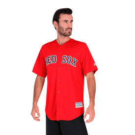 Jersey-Majestic-MLB-Boston-Red-Sox