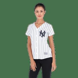 Jersey-Majestic-MLB-Yankees-de-New-York-Mujer