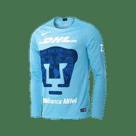 Jersey Nike Futbol Pumas Portero 18/19 ML
